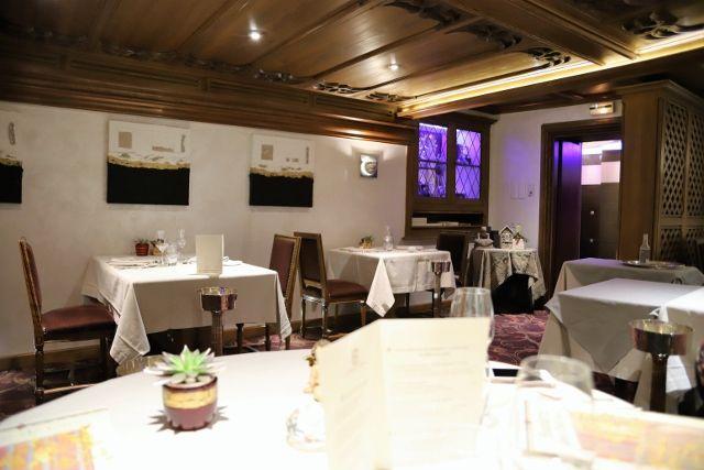 Restaurant Hostellerie des chateaux