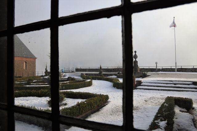 Abbaye Honenbourg Mont Saint odile