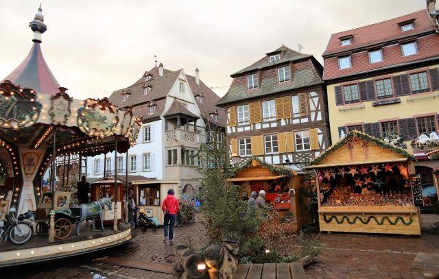 Shopping à Obernai