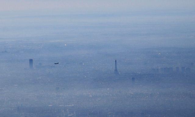 L' Ile de France vue du ciel