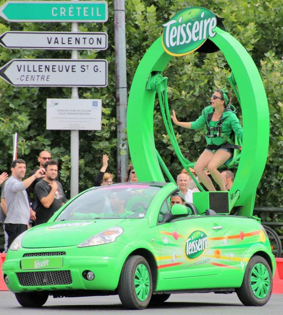 Caravane Tour de France Bis