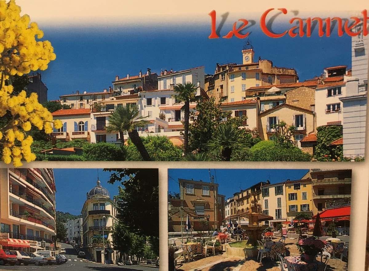 Anciennes cartes postales provençales