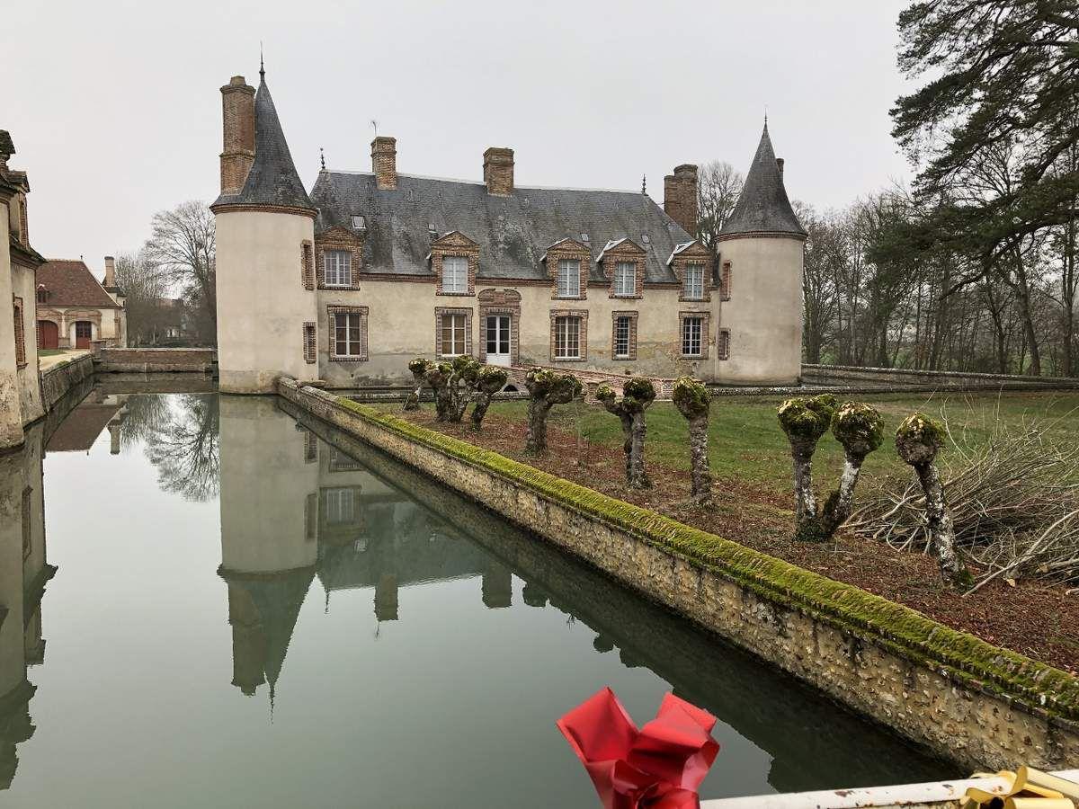 Chateau de Grandchamp