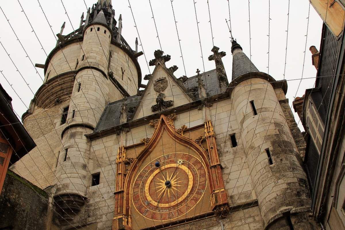 Tour de l'horloge Auxerre