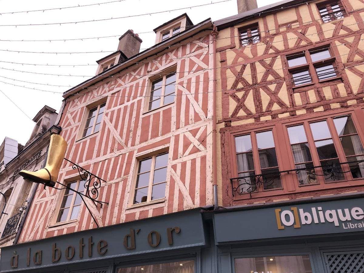 Auxerre, centre ville