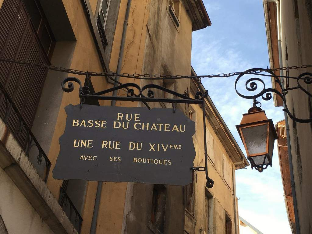 Chambéry insolite