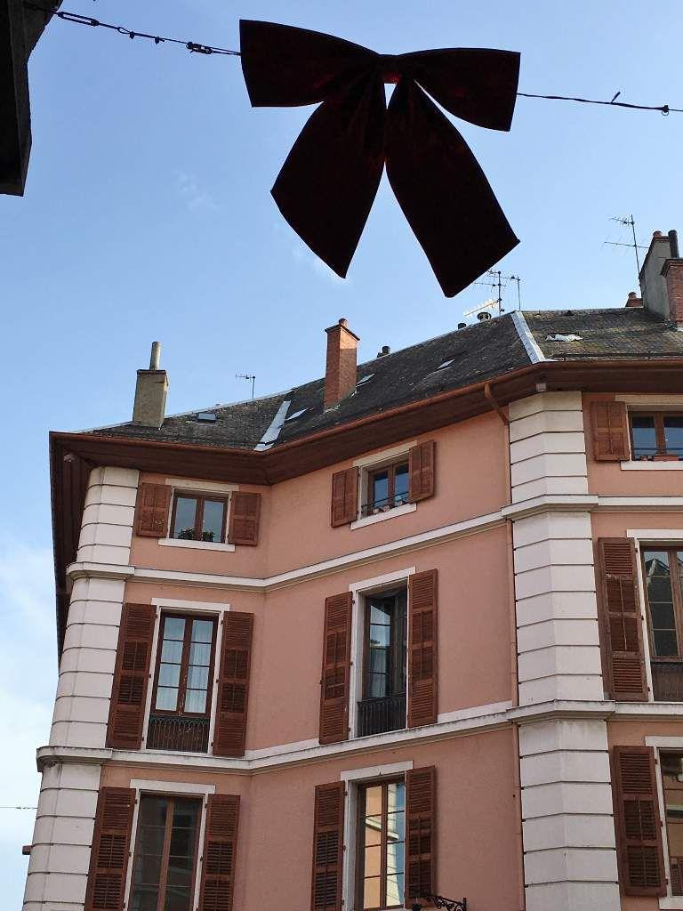 Maisons chambériennes