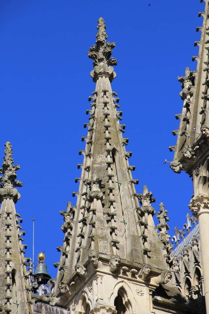 Cathédrale de Reims, les détails