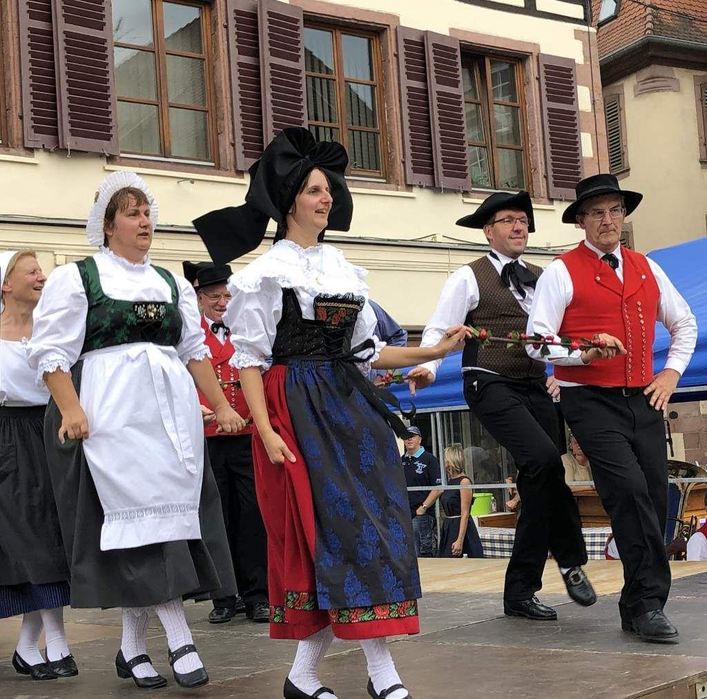 Selestat Corso fleurs : L'Alsace