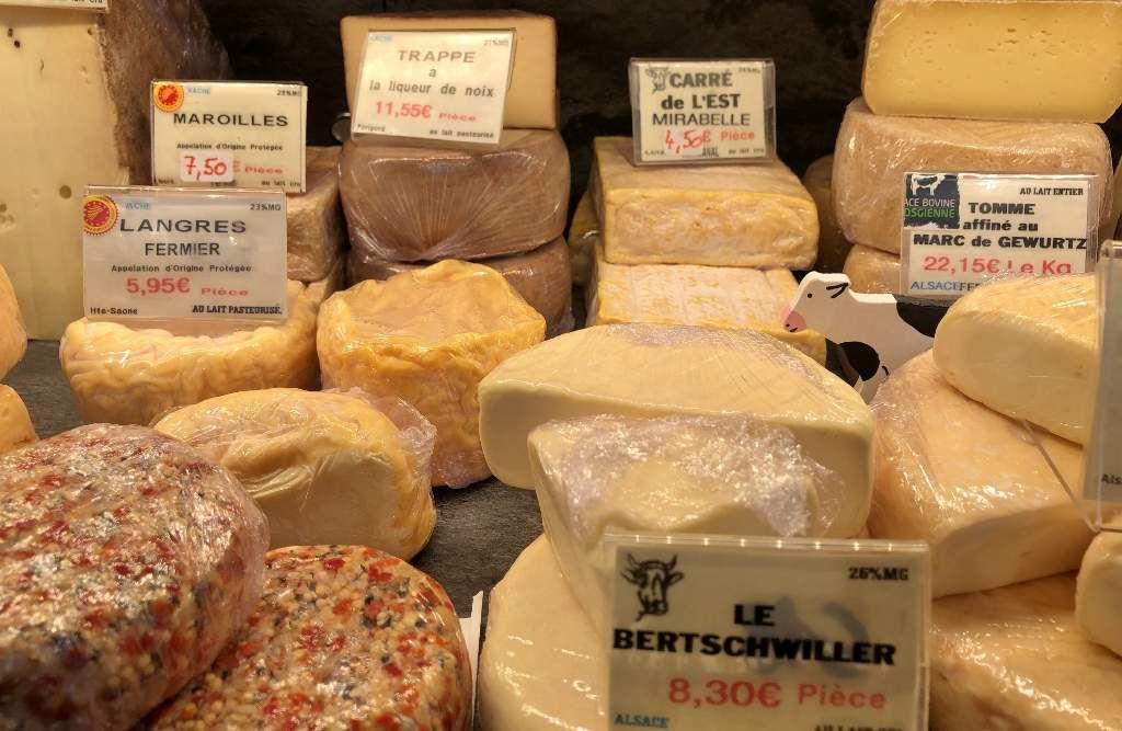 La France et ses fromages