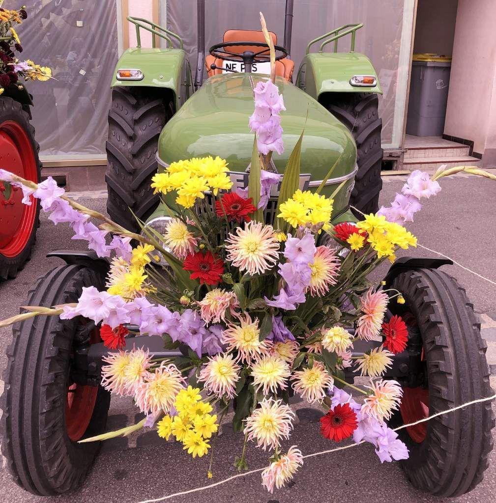 Selestat et les tracteurs PorsChe