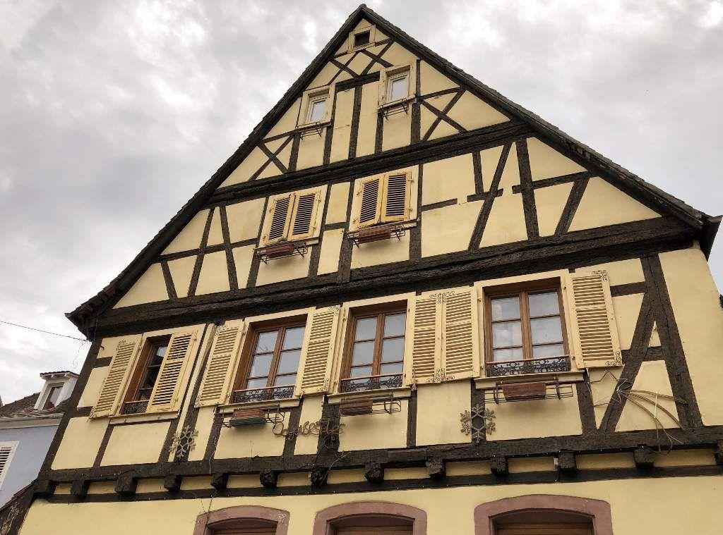 Maisons selestadiennes