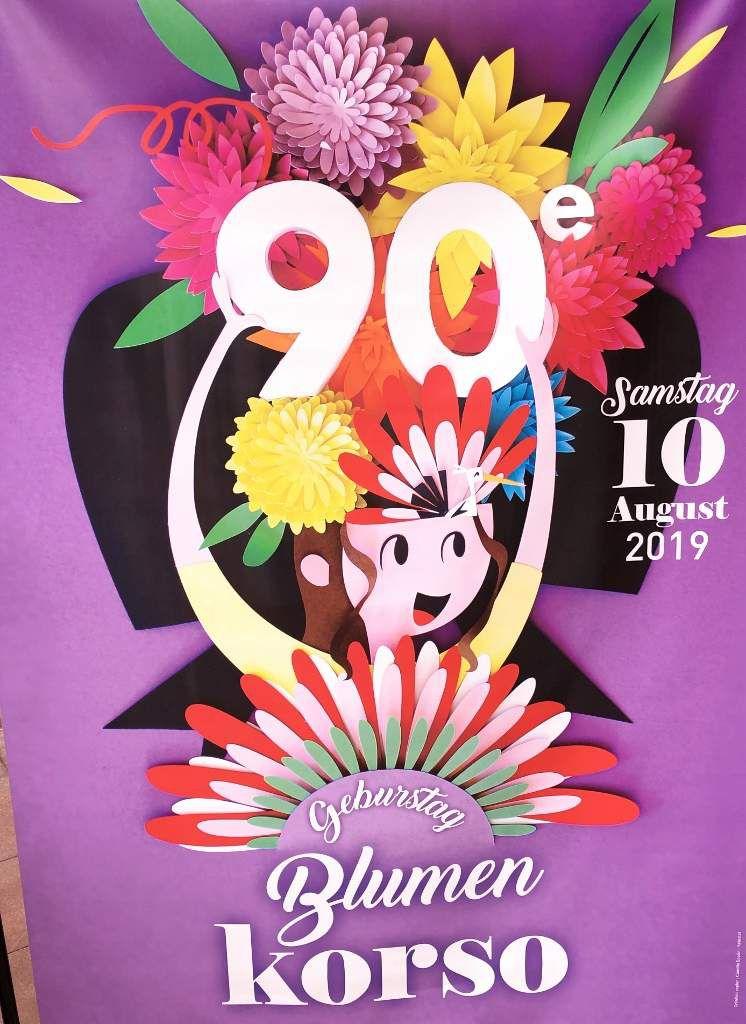 Selestat affiches pub Corso fleurs