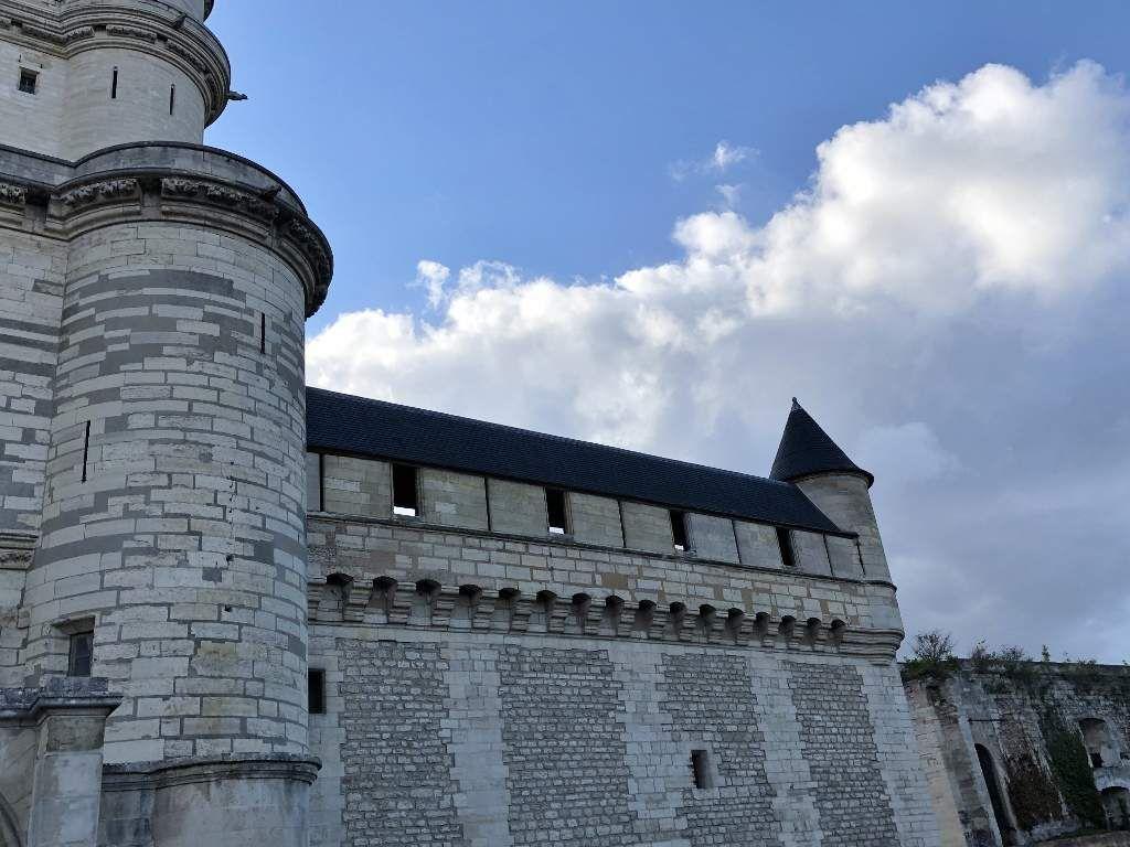 Vincennes Cours du château