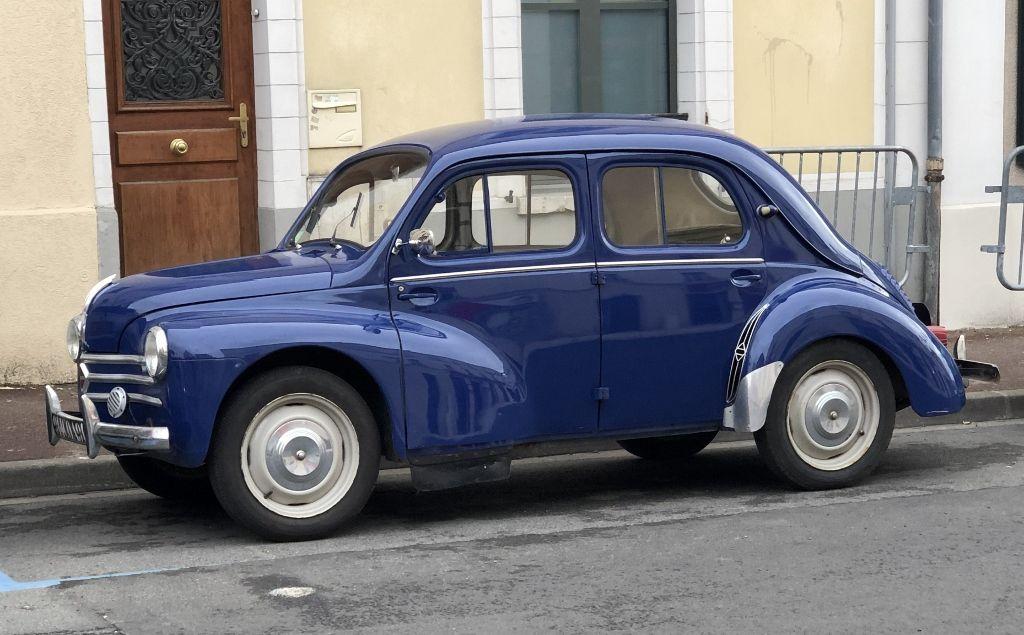 Anciennes autos - Montgeron