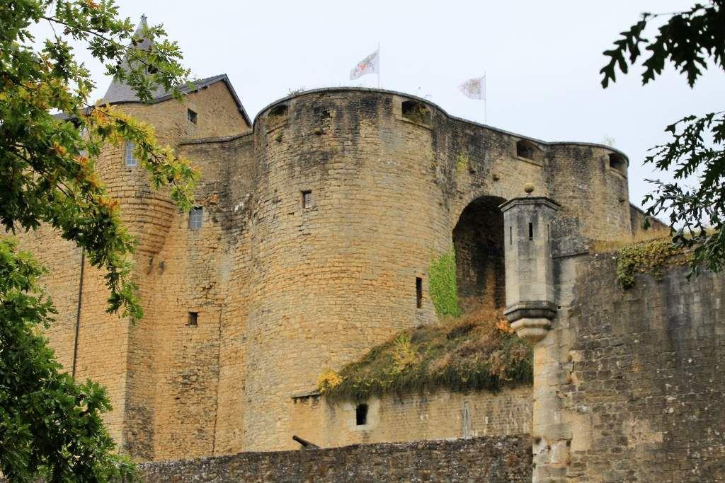Chateau de Sedan
