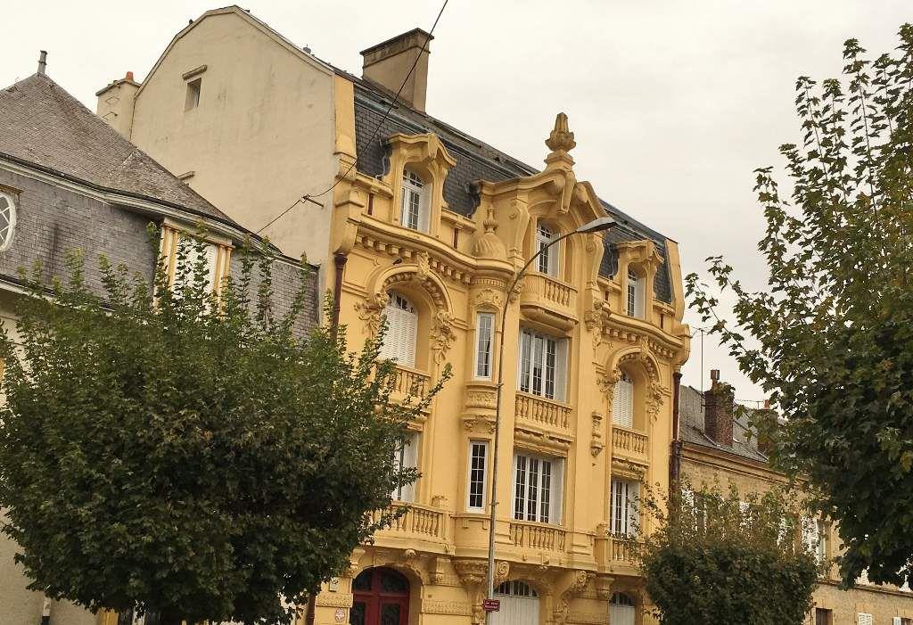 Maisons sedanaises