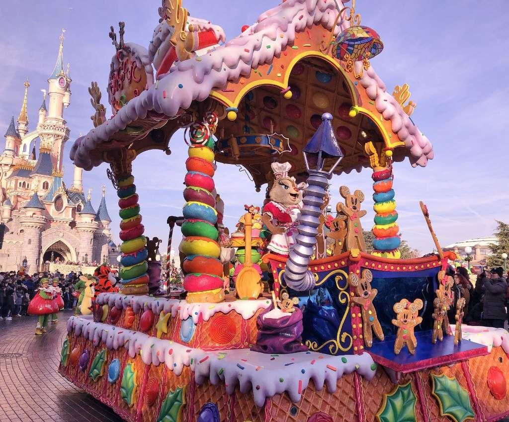 Parade 1 Saint Sylvestre 2019/2020