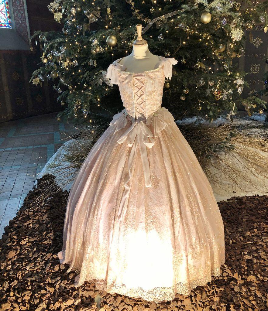 Expo robes de princesses château Blois