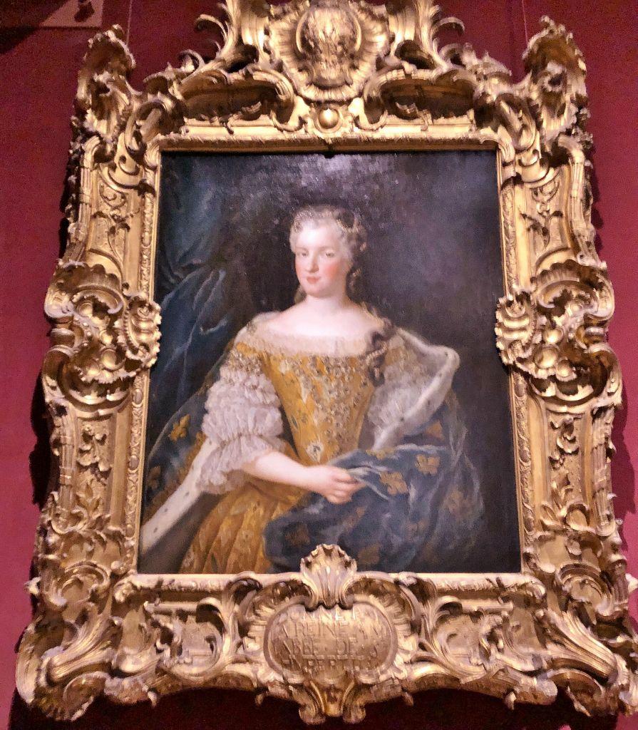 Peintures au château de Blois