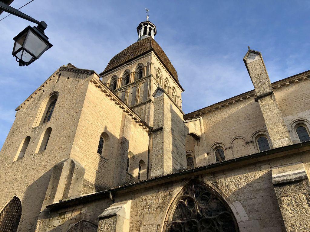 Basilique Notre Dame Beaune