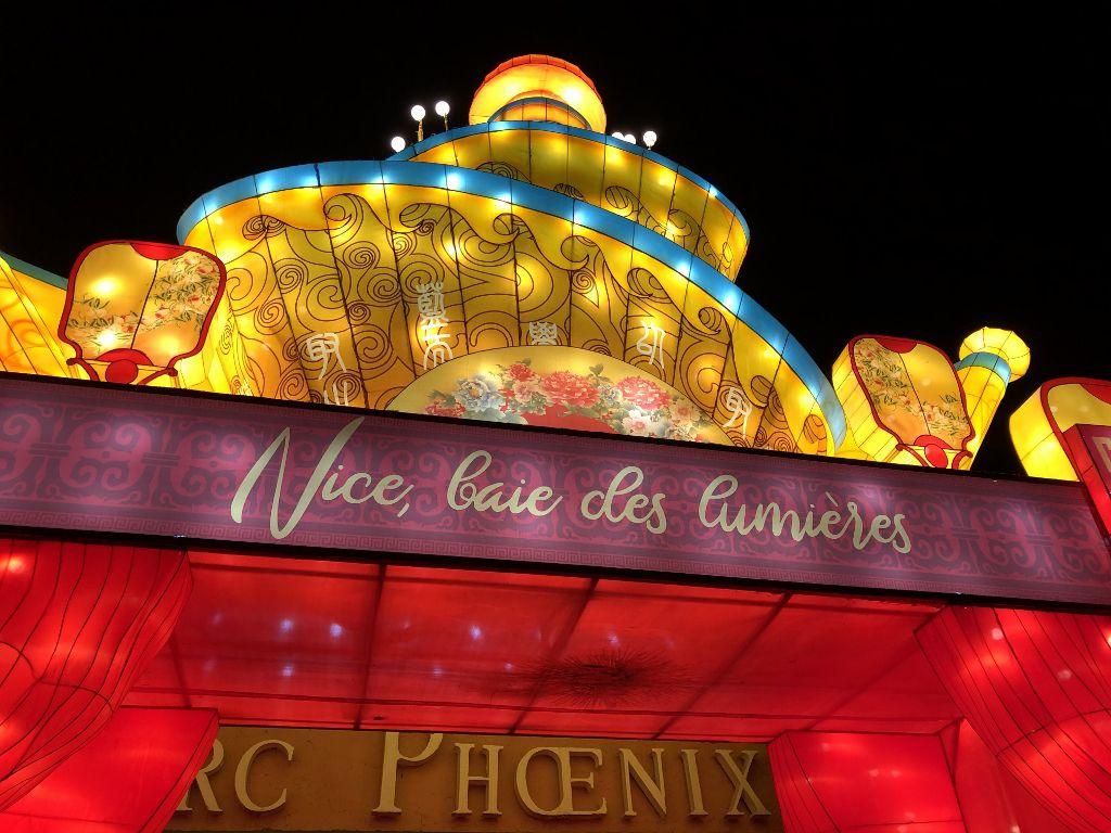 Baie des lumières les personnages Nice