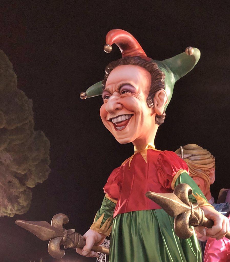 Corso carnavalesque rois du monde Nice