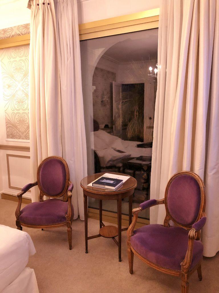 Hôtel Negresco, la suite Nice