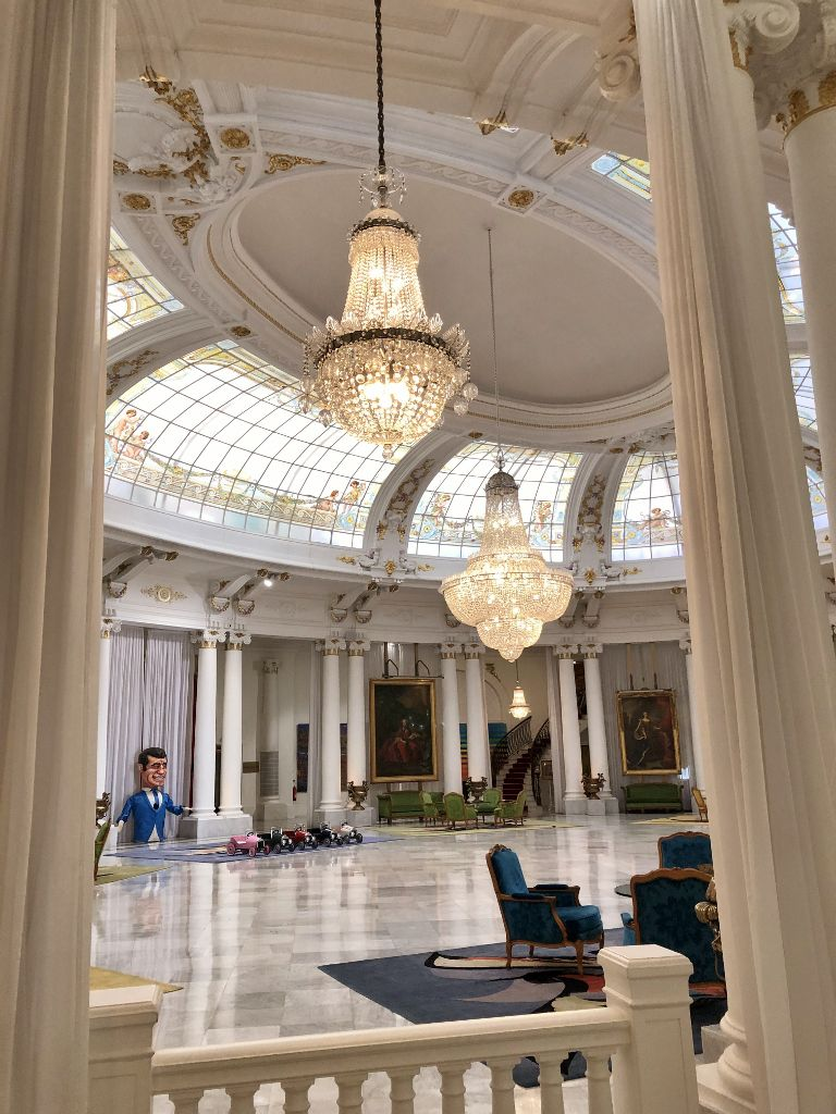 Hôtel Negresco - L'ambiance - Nice