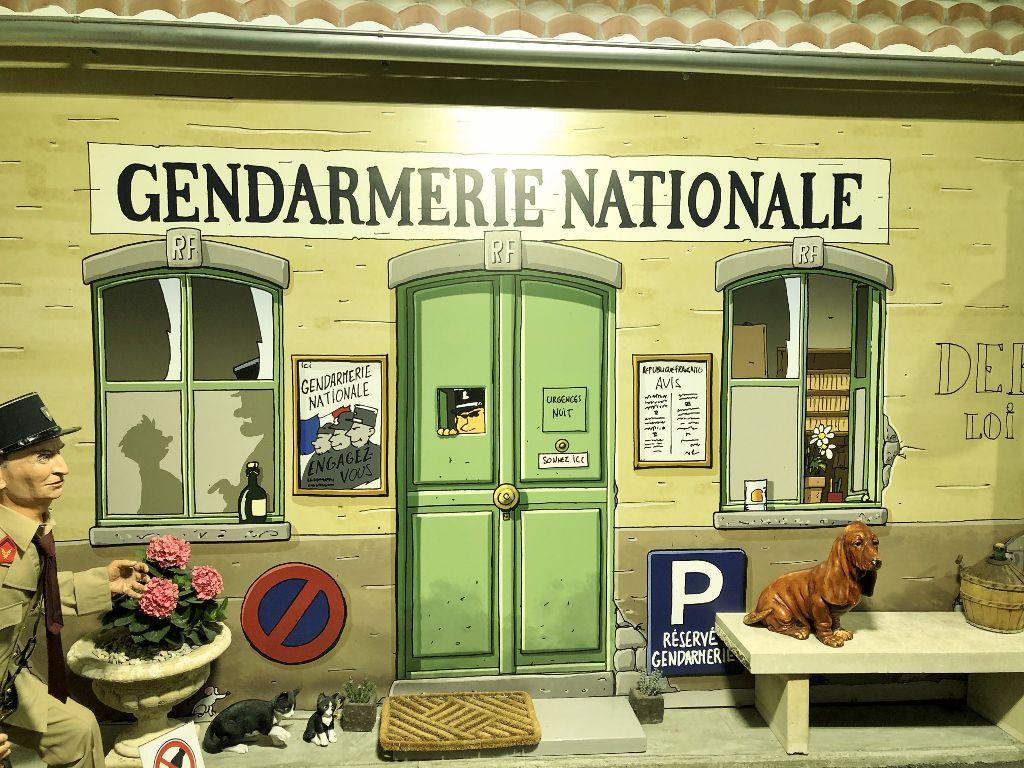 Scènes de vie à la française 1960-1970