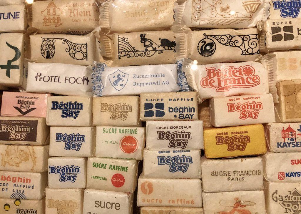 Sucre à café emballé - Montélimar
