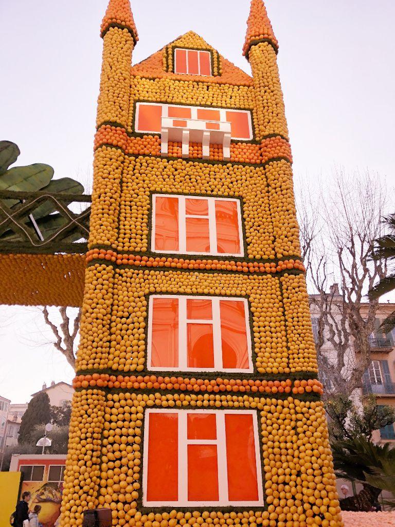 Fête Notthing Hill Angleterre Menton