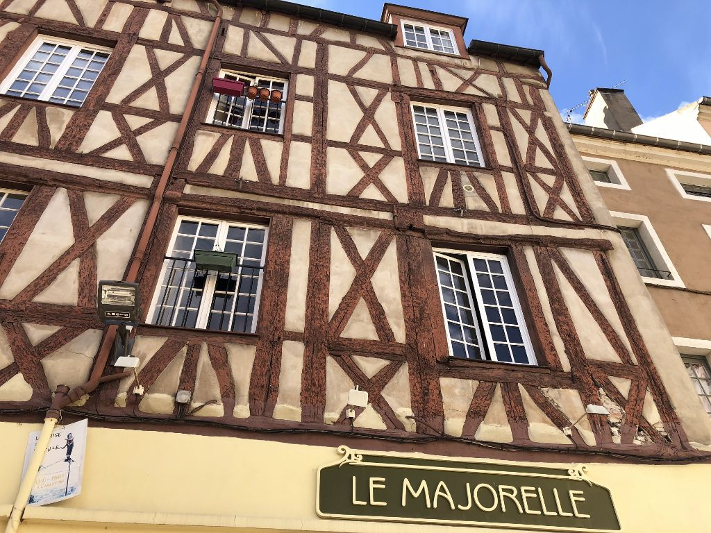 Chalon sur Saône, centre ville