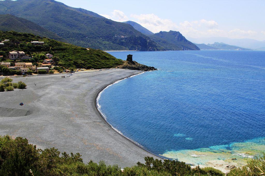 Plages Haute Corse
