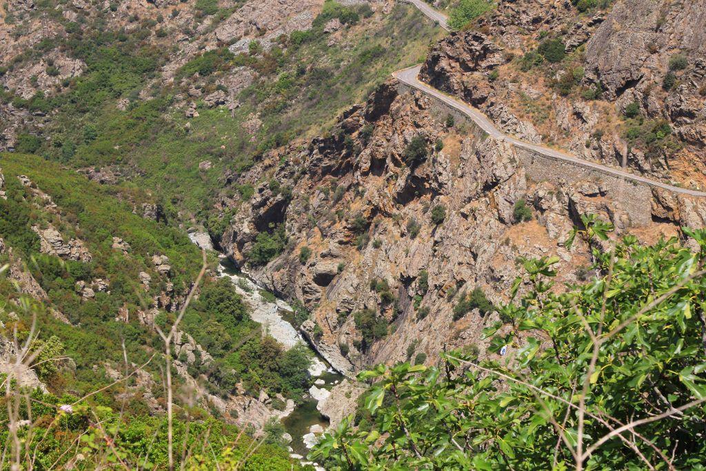 Région Castagniccia Corse