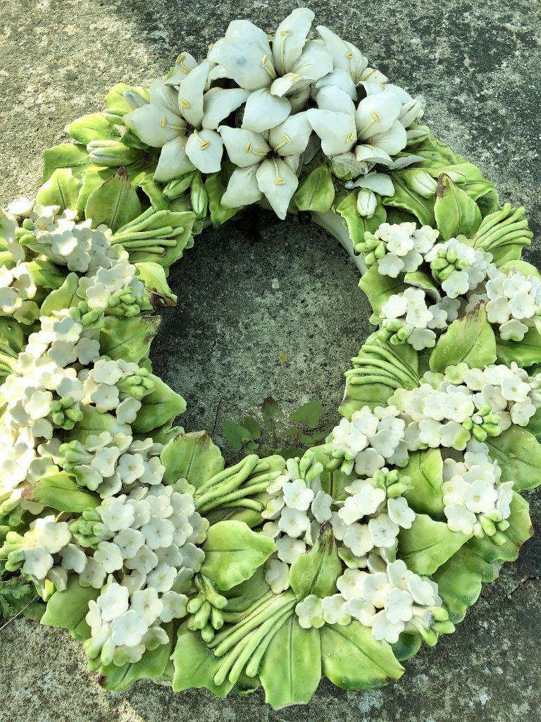 Céramique cimetière marin st Tropez