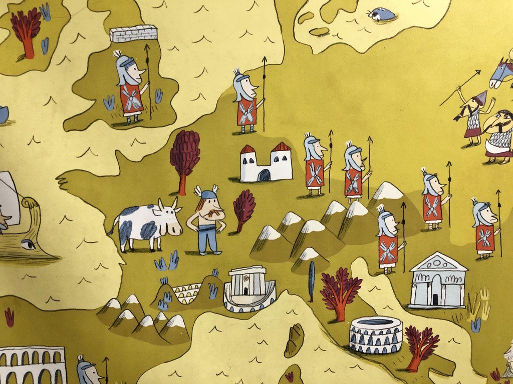 Orange aux temps des romains
