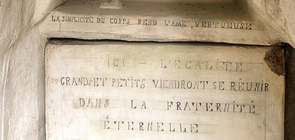 Les écrits sur le Palais Facteur Cheval