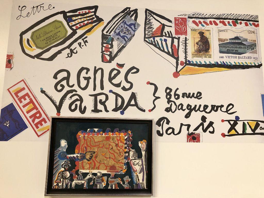 Correspondances Agnès Varda Hauterives