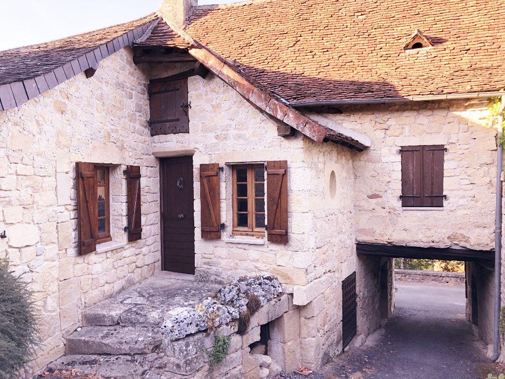 Les maisons de Saint Robert