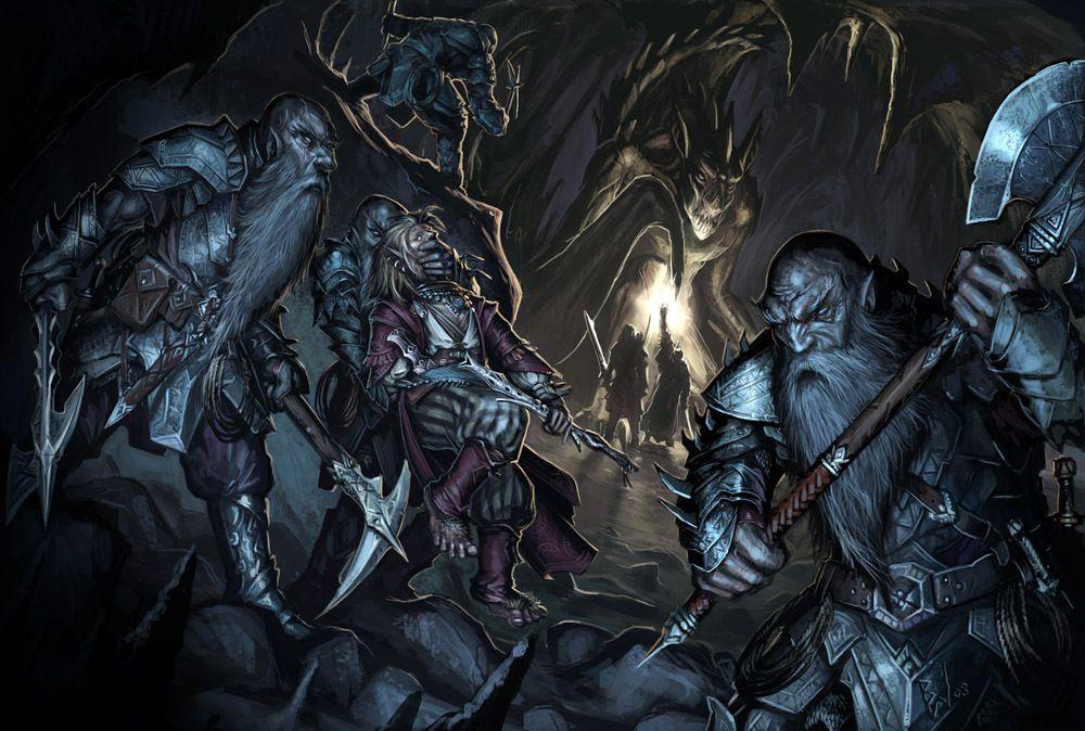 Les Nibelungen, l'Empire Gargouille et les Dieux-d'En-Dessous (première partie)