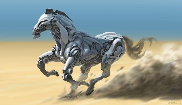 Horse Robot