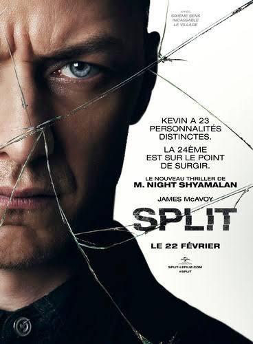 Split -film