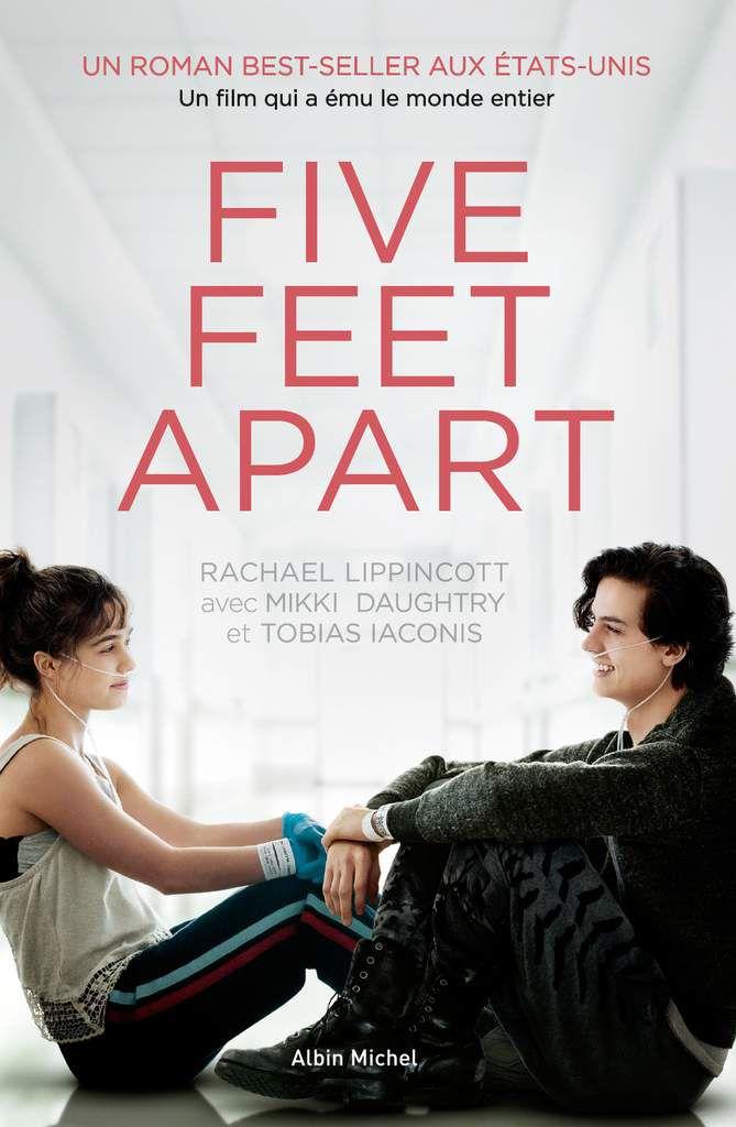 Five feet apart - de Rachael LIPPINCOTT