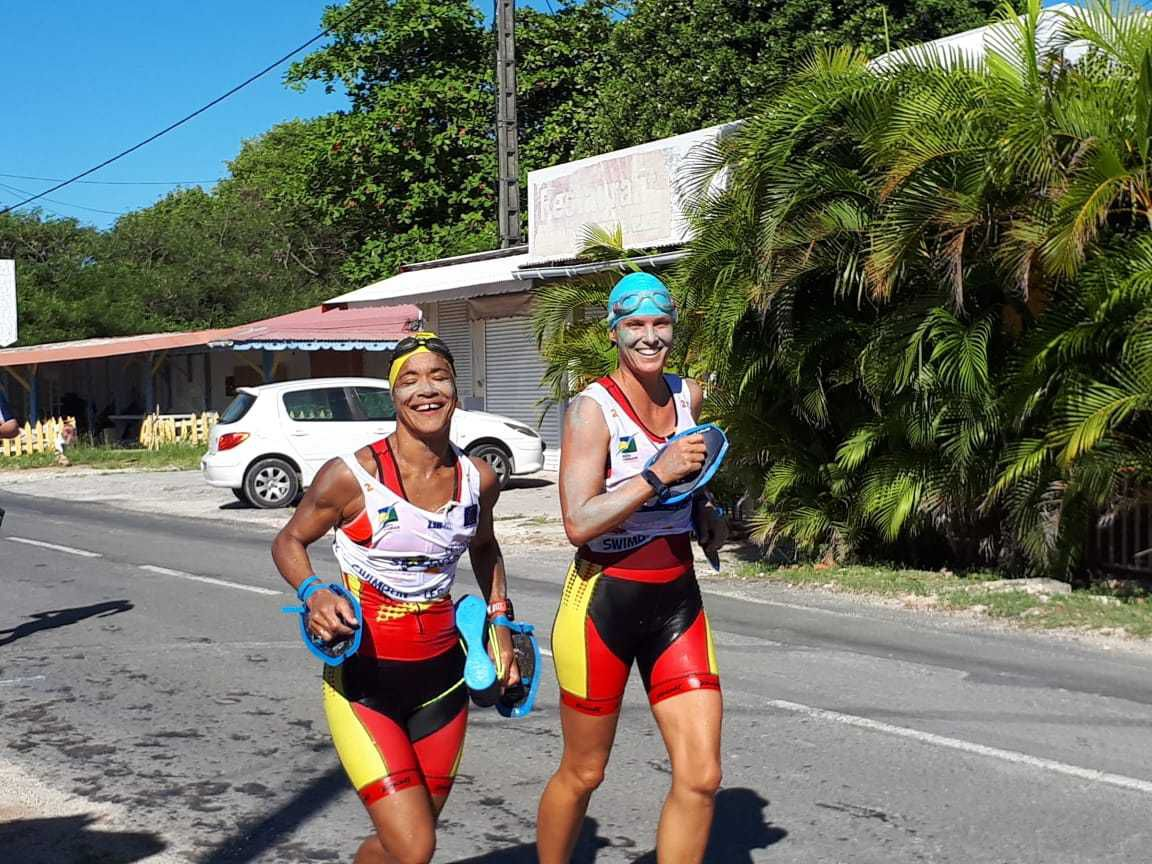 Swim Run St François 2019