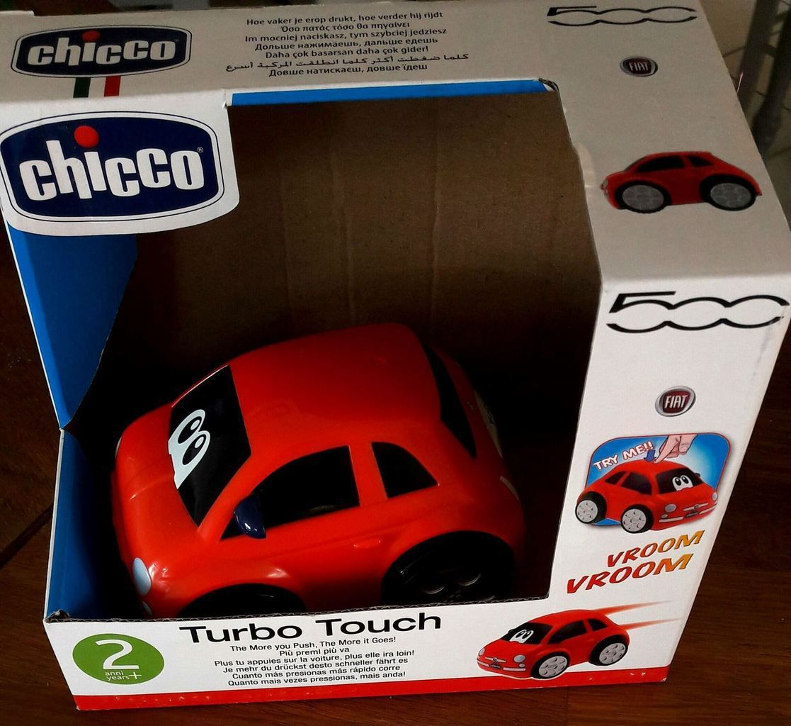 FIAT CHICCO Turbo Touch