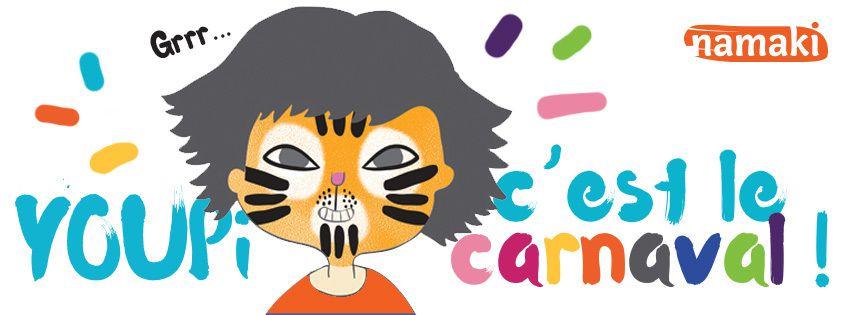 Maquillage Bio pour enfants par Namaki