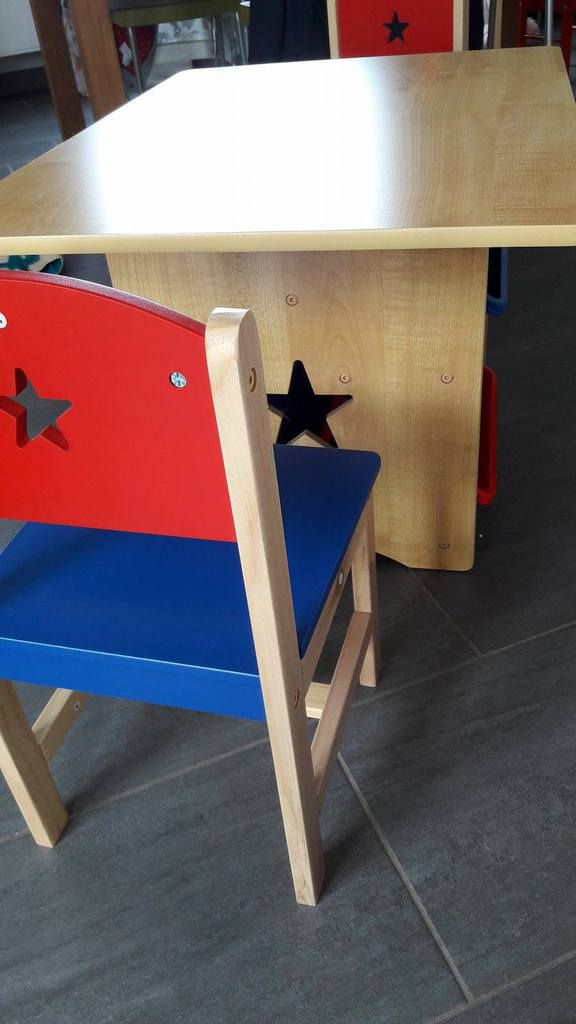 Ensemble table et chaises Kidkraft