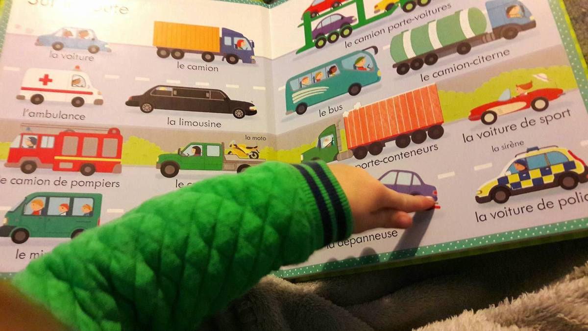 Mon grand imagier : Engins et véhicules