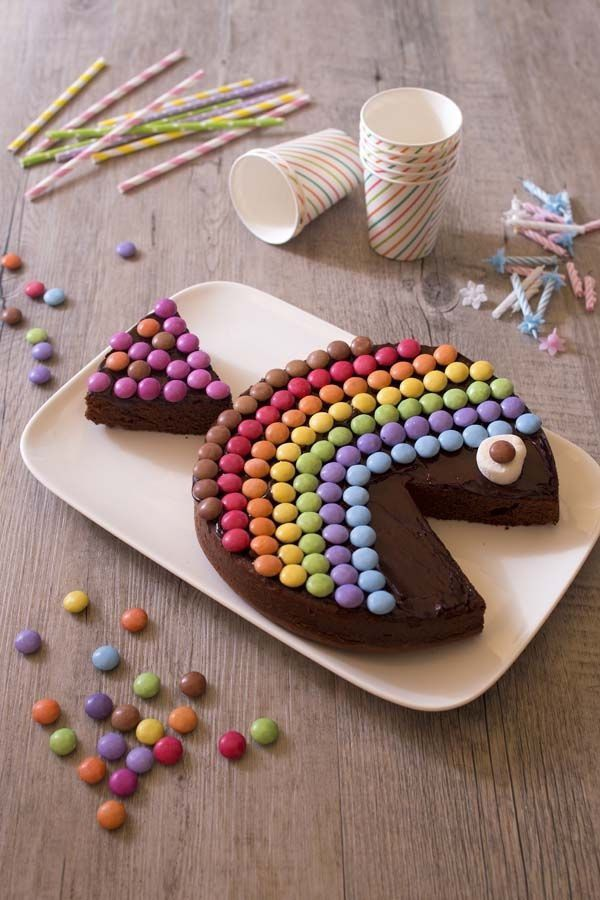 Gâteau enfant poisson !